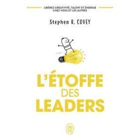 L'ETOFFE DES LEADERS