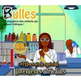 BULLES MAGAZINE N 01 HORS-SERIE SPECIAL