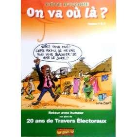 COFFRET COTE D'IVOIRE ON VA OU LA ! (T1 & T2)