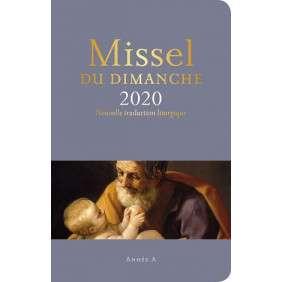 MISSEL DU DIMANCHE 2020 : ANNEE A : NOUVELLE TRADUCTION LITURGIQUE