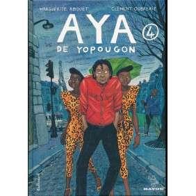 AYA DE YOPOUGON TOME 4 SOUPLE