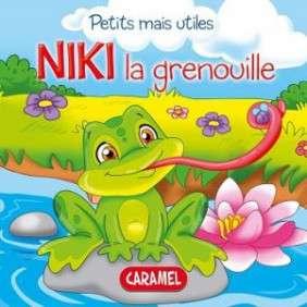 NIKI LA GRENOUILLE - 6-7 ANS