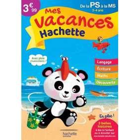 MES VACANCES HACHETTE PS/MS