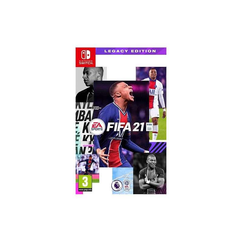 FIFA 21 SWITCH VF