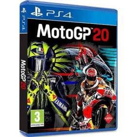 MOTO GP 2020 P4 VF ( JEUX VIDEO)