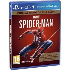 MARVEL'S SPIDER-MAN GOTY P4 VF