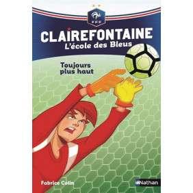 CLAIREFONTAINE - L'ECOLE DES BLEUS TOME 7