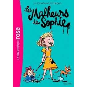 LA COMTESSE DE SEGUR 01 - LES MALHEURS DE SOPHIE 8-12 ANS