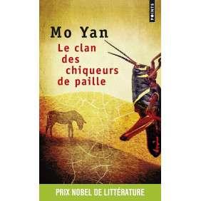 LE CLAN DES CHIQUEURS DE PAILLE