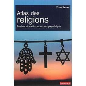 ATLAS MONDIAL DES RELIGIONS