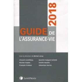 GUIDE DE L'ASSURANCE-VIE 2018