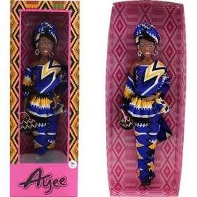 POUPEE AYEE - AGE 3 ANS +