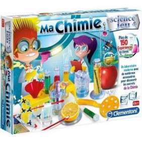 MA CHIMIE - AGE 8 ANS +