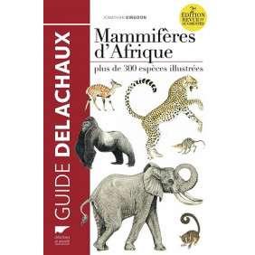 MAMMIFERES D'AFRIQUE 2e EDITION