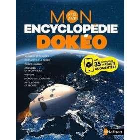 L'ENCYCLOPEDIE DOKEO 9/12 ANS