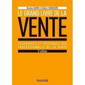 CAMPUS LE GRAND LIVRE DE LA VENTE 3E ED