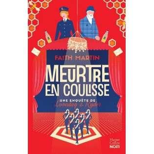 MEURTRE EN COULISSE - POUR LES FANS DE COSY CRIME