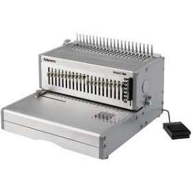 FELLOWES PERFORELIEUR ELECTRIQUE POUR PLASTIQUE - ORION-E 500