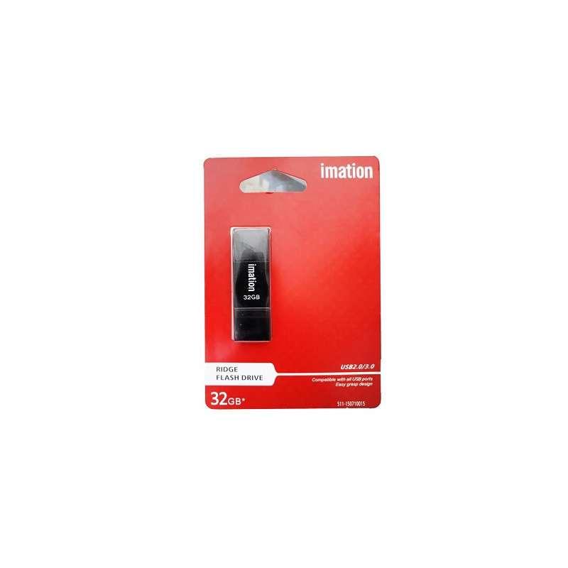 IMATION CLE USB IMATION - 32 GB - NOIR
