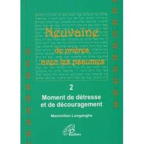 NEUVAINE DE PRIERES AVEC LES PSAUMES N° 2. 3È ÉD.