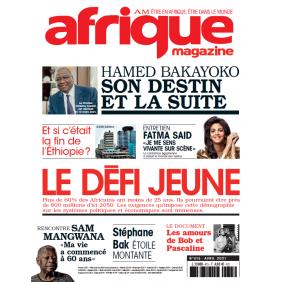Afrique Magazine N° 415