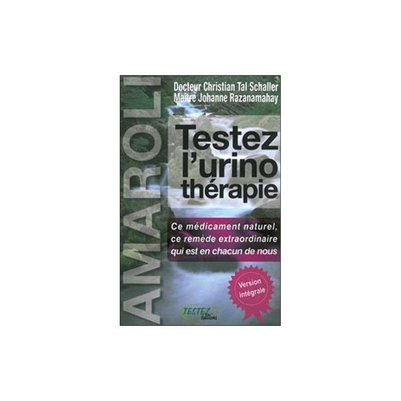 Testez l'urinothérapie