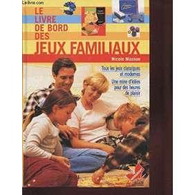 Le livre de bord des jeux familiaux