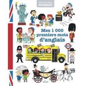 Mes 1 000 premiers mots d'anglais