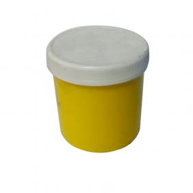 Acrylique peinture jaune 200g