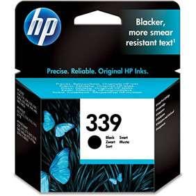 HP 339 cartouche d'encre noire authentique