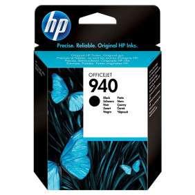 HP 940 cartouche d'encre noir authentique - C4902AE