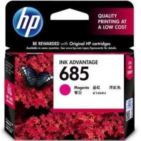 Cartouche d'encre originale HP 685 Magenta Avantage