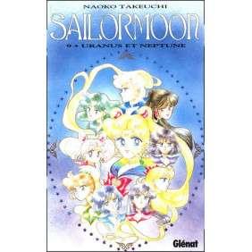 Sailormoon Tome 9 Uranus et Neptune