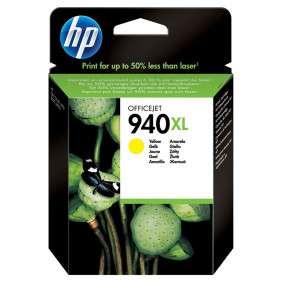 HP 940XL jaune cartouche d'encre grande capacité authentique
