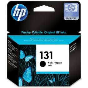 HP 131 noir cartouche d'encre authentique - C8765HE
