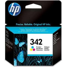 HP 342 Cartouche d'encre d'origine 1 x couleur (cyan, magenta, jaune) 175 pages