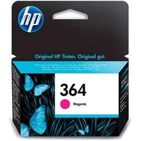 HP 364 Cartouche d'Encre Magenta Authentique (CB319EE)