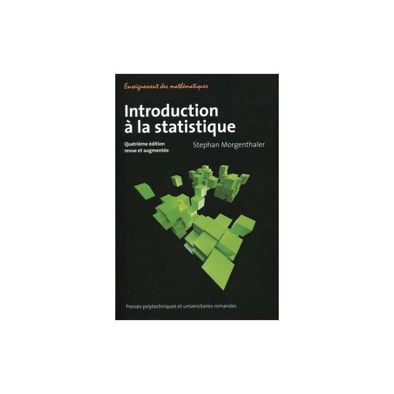 Introduction à la statistique
