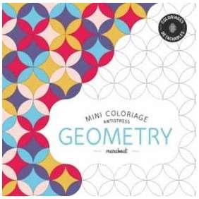 Mini Coloriage Antistress Geometry