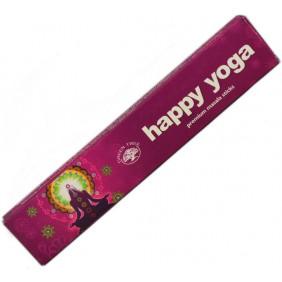 Encens Green Tree - Happy Yoga