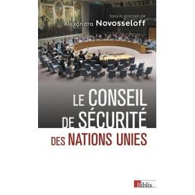 Le Conseil de sécurité des...