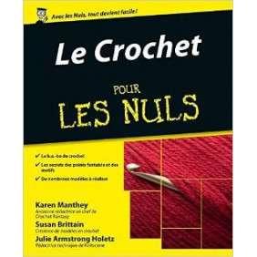 Le Crochet Pour Les Nuls