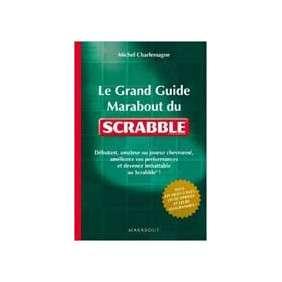 Grand Guide Marabout Du Scrabble