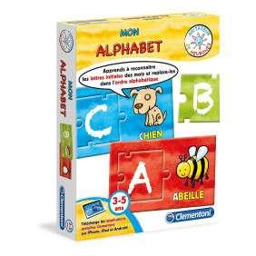 Mon Alphabet - 3 À 6 Ans
