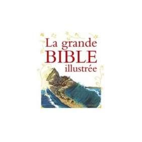 La Bible illustrée - L'histoire, les Textes, les documents