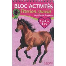 BLOC D'ACTIVITES 8 ANS SOPHIE THALMANN