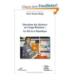 EDUCATION DES ELECTEURS AU CONGO-KINSHASA