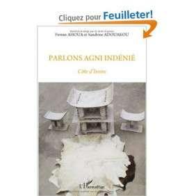 PARLONS AGNI INDENIE COTE D'IVOIRE