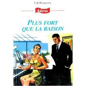 ADORAS N°55 PLUS FORT QUE LA RAISON
