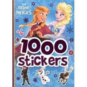 LA REINE DES NEIGES - 1000 STICKERS
